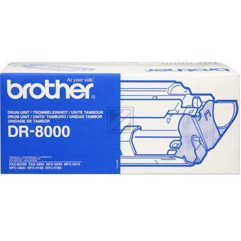 BROTHER DR8000   20000 Seiten, BROTHER Trommeleinheit