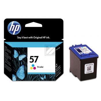 Hewlett Packard Tintenpatrone cyan/gelb/magenta High-Capacity (C6657AE, 57)