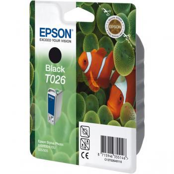 Epson C13T02640110 Black
