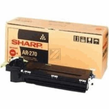 Sharp Toner-Kit schwarz (AR-270LT)