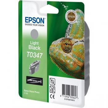 Epson C13T03474010 Foto Black