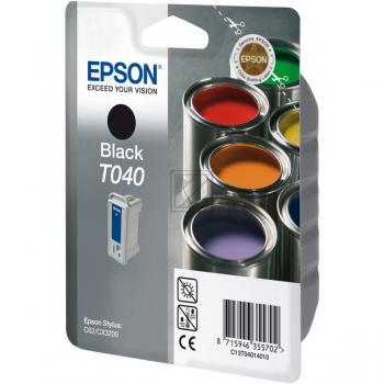 Epson C13T04014010 Black