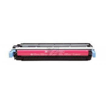HP Toner-Kartusche magenta (C9733A, 645A)