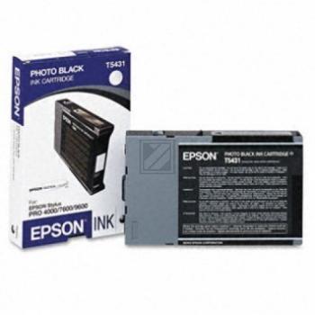 EPSON STYLUS PRO 7600 PHOTO SCHWARZ 110ml, Kapazität: 110ml