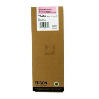 Epson Tintenpatrone magenta light High-Capacity (C13T544600, T5446)