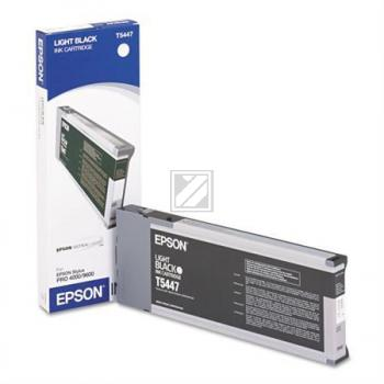 Epson Tintenpatrone schwarz light High-Capacity (C13T544700, T5447)