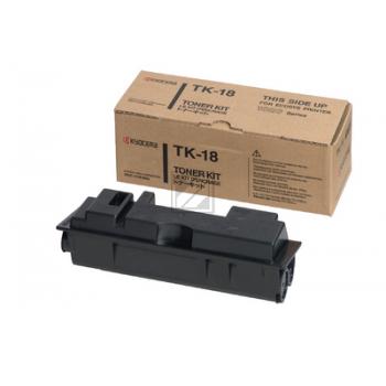 Kyocera Toner-Kit schwarz (1T02FM0EU0, TK-18)