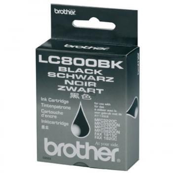 Brother LC800BK Black