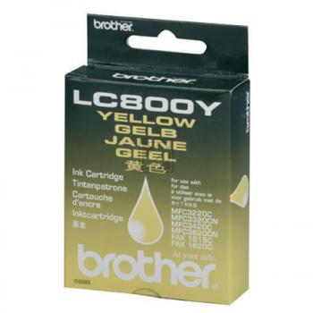 Brother LC800Y Yellow