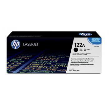 Hewlett Packard Toner-Kartusche schwarz (Q3960A, 122A)