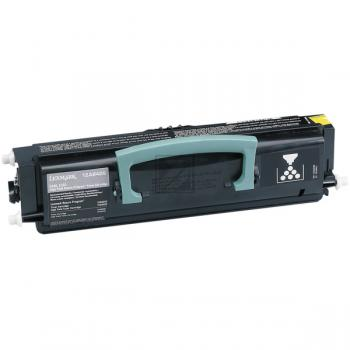 Lexmark Toner-Kartusche Return schwarz High-Capacity (34016HE)