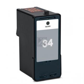Lexmark Tintenpatrone schwarz High-Capacity (18C0034E, 34)