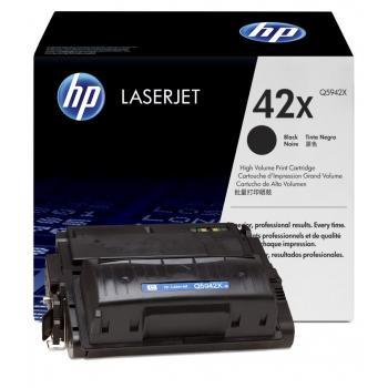 Hewlett Packard Toner-Kartusche schwarz High-Capacity (Q5942X, 42X)