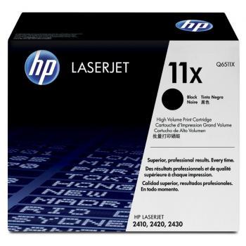 Hewlett Packard Toner-Kartusche schwarz High-Capacity (Q6511X, 11X)