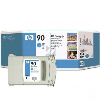 Hewlett Packard Tintenpatrone cyan (C5060A, 90)