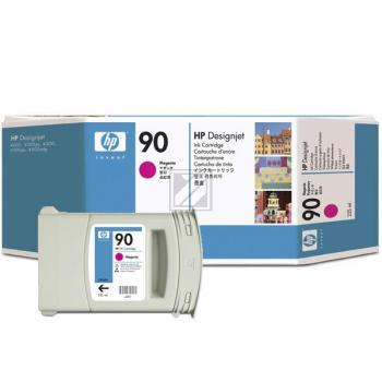 Hewlett Packard Tintenpatrone magenta (C5062A, 90)