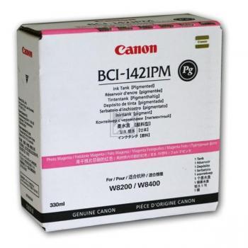 Canon Tintenpatrone Photo-Tinte Photo magenta (8372A001, BCI-1421PM)