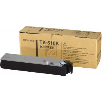 Kyocera Toner-Kit schwarz (0T2F30EU 1T02F30EU0, TK-510K)