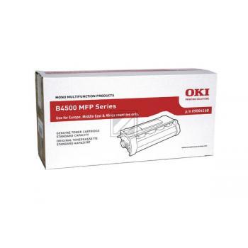 OKI Toner-Kit schwarz (09004168)