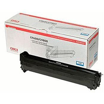 OKI Fotoleitertrommel cyan (42918107)
