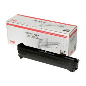 OKI Fotoleitertrommel schwarz (42218108 42918108)