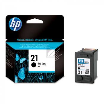 Hewlett Packard Tintendruckkopf schwarz (C9351AE, 21)