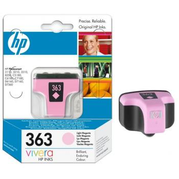 Hewlett Packard Tintenpatrone magenta light (C8775EE, 363)