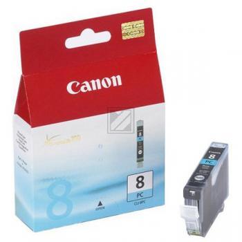 Canon Tintenpatrone Photo-Tinte Photo cyan (0624B001, CLI-8PC)