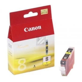 Canon Tintenpatrone gelb (0623B001, CLI-8Y)