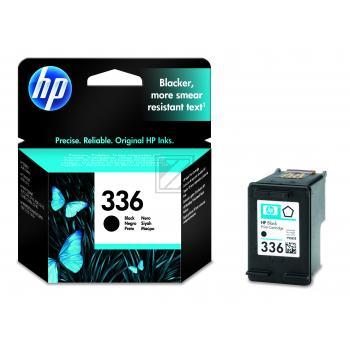 Hewlett Packard Tintenpatrone schwarz Low-Capacity (C9362EE, 336)