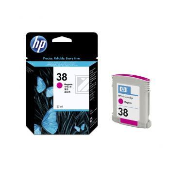 Hewlett Packard Tintenpatrone magenta (C9416A, 38)