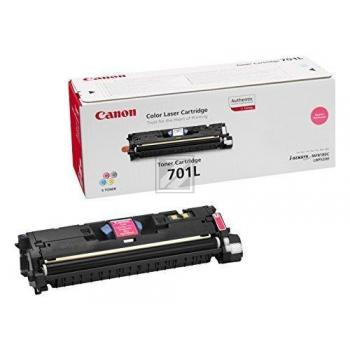 Canon Toner-Kit magenta (9289A003, 701L)