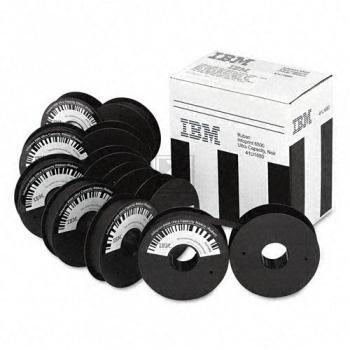IBM Farbband Nylon schwarz 6-er Pack (39U2551 41U1680)