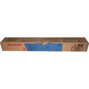 Sharp Toner-Kit cyan (MX-27GTCA)