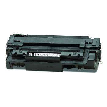 Hewlett Packard Toner-Kartusche schwarz (Q7551A, 51A)