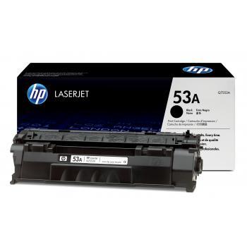 Hewlett Packard Toner-Kartusche schwarz (Q7553A, 53A)