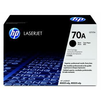 Hewlett Packard Toner-Kartusche schwarz (Q7570A, 70A)