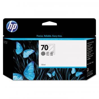 Hewlett Packard Tintenpatrone grau (C9450A, 70)