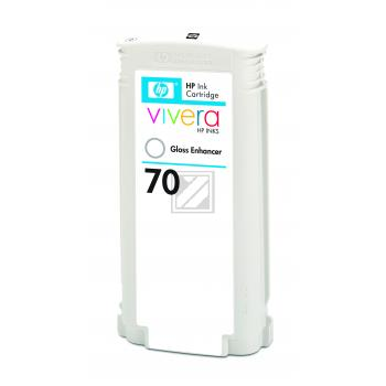 Hewlett Packard Tintenpatrone Gloss Enhancer (C9459A, 70)