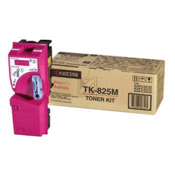 Mita Toner-Kit magenta (0T2FZ0EU 0T2FZBEU 1T02FZBEU0, TK-825M)