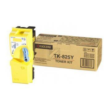 Mita Toner-Kit gelb (0T2FZAEU 1T02FZAEU0, TK-825Y)