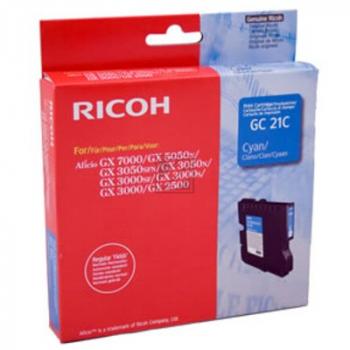 Ricoh 405533 Tinte Cyan