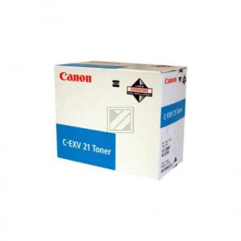 Original Canon 0453B002 / C-EXV21 Toner Cyan