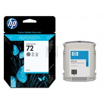 Hewlett Packard Tintenpatrone grau (C9401A, 72)