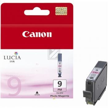 Canon Tintenpatrone Photo-Tinte Photo magenta (1039B001, PGI-9PM)