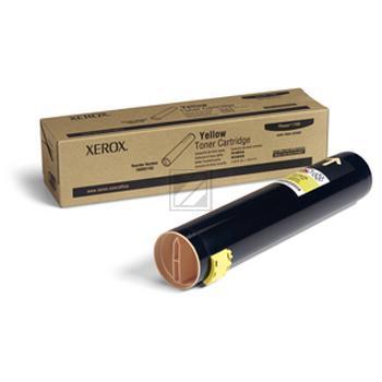 Xerox Toner-Kit gelb (106R01162)