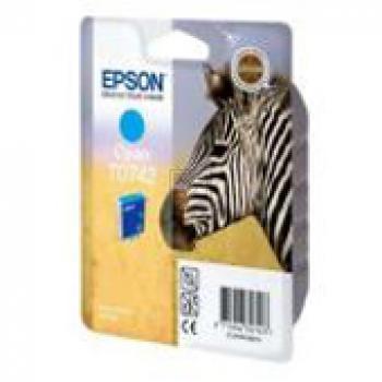 Epson T0742 | 350 Seiten, Epson Tintenpatrone, cyan