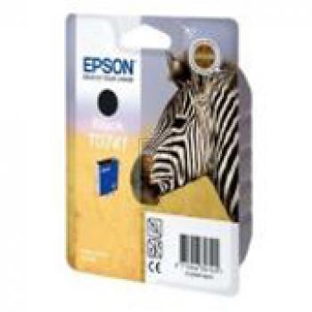EPSON T0741 | 170 Seiten, EPSON Tintenpatrone, schwarz