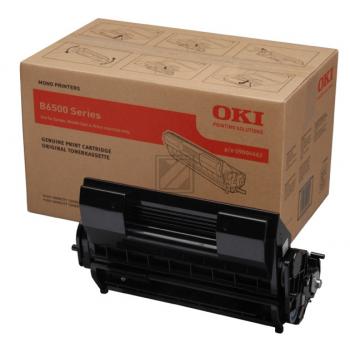 OKI 09004461 | 13000 Seiten, OKI Tonerkassette, schwarz