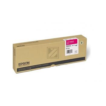 Original Epson C13T591300 / T5913 Tinte Magenta